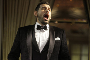 Tenor Michele Angelini   Photo by Jen Joyce Davis