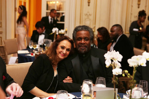 Sadie & Met Opera Baritone Mark Rucker  Photo by Jen Joyce Davis
