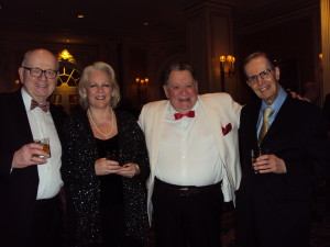 Jerry Stolt, Midge Woolsey, Nino Pantano & Stephen De Maio Photo by Judy Pantano