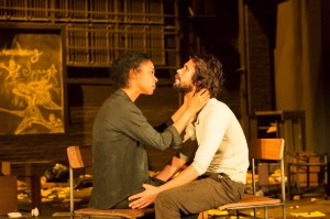 Sophie Okonedo and Ben Whishaw.