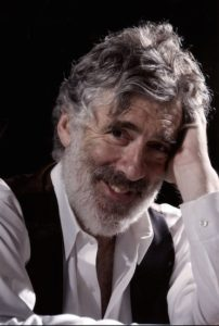 Elliott Gould. Photo by Kami