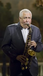 Grammy Award winner Paquito D'Rivera